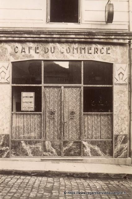 Café du Commerce, à identifier
