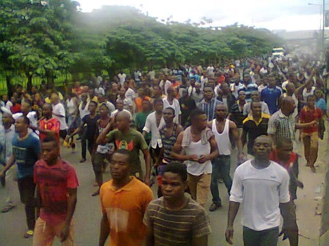 「biafra protest in igweocha」的圖片搜尋結果