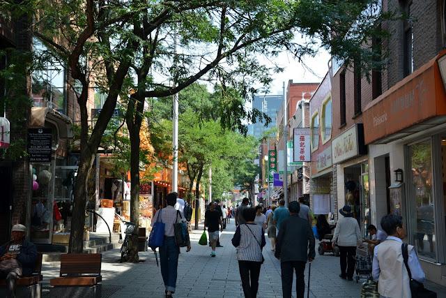 Çin mahallesi-Montreal