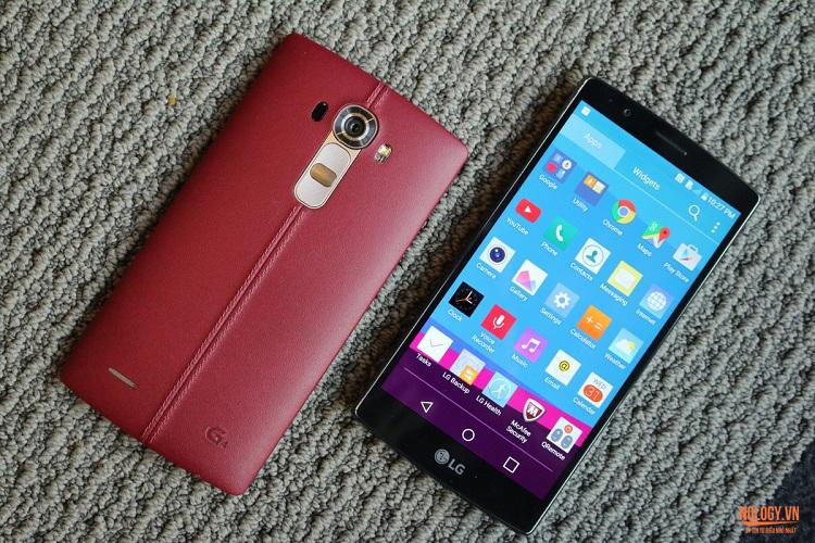Cấu hình và hiệu năng LG G4 Docomo
