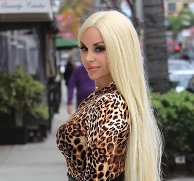 Marcela Iglesias, a real estate investor, has devoted much of her adult life to transforming into a humanized version of the doll.