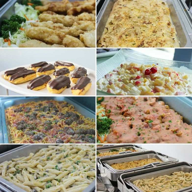 Adult buffet selection by Millie's All-Day Dining