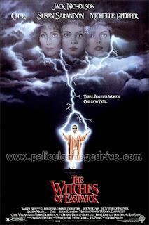 Las Brujas De Eastwick (1987) [Latino-Ingles] [Hazroah]
