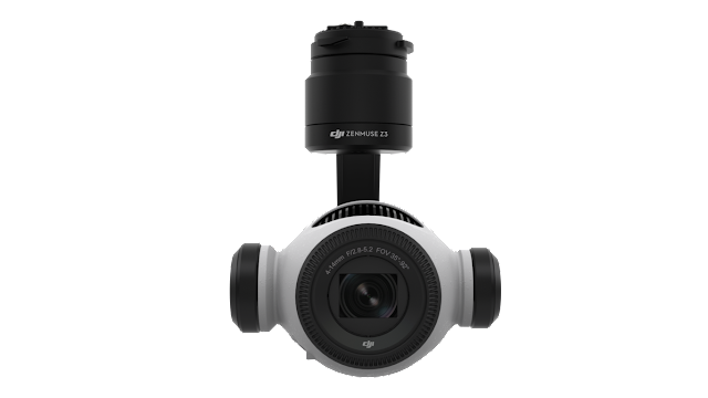 The optical zoom finally comes to the drones thanks to the new camera created by DJI