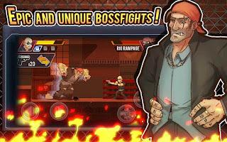 Fist of Rage v1.4 Mod
