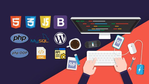 The Complete 2020 PHP Full Stack Web Developer Bootcamp [Free Online Course] - TechCracked