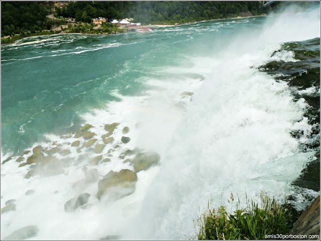 Cataratas del Niágara: Cataratas Americanas