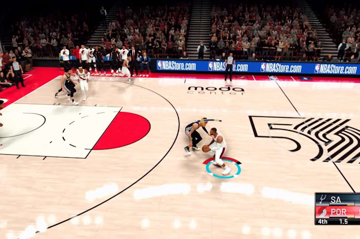 The First Look At 2K21 Gameplay