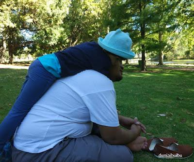 Liburan bersama anak di Perth