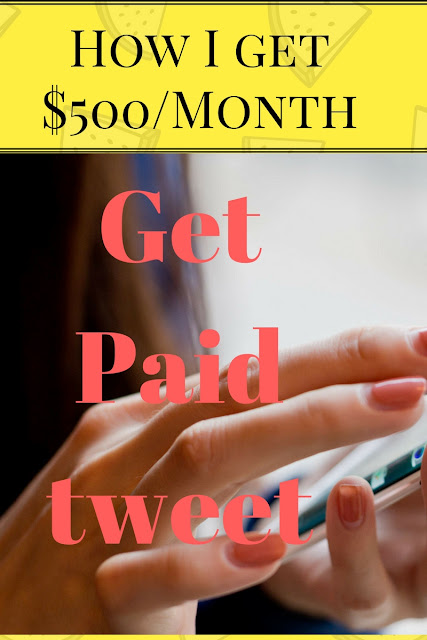 Get paid to weet