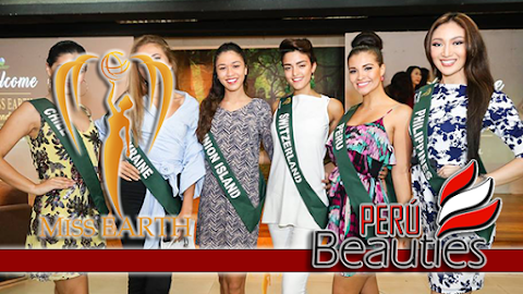 Miss Earth 2017 | Courtesy Call at DENR
