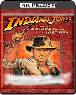 Indiana Jones: Raiders of the Lost Ark [1981] [UHD] [Castellano]