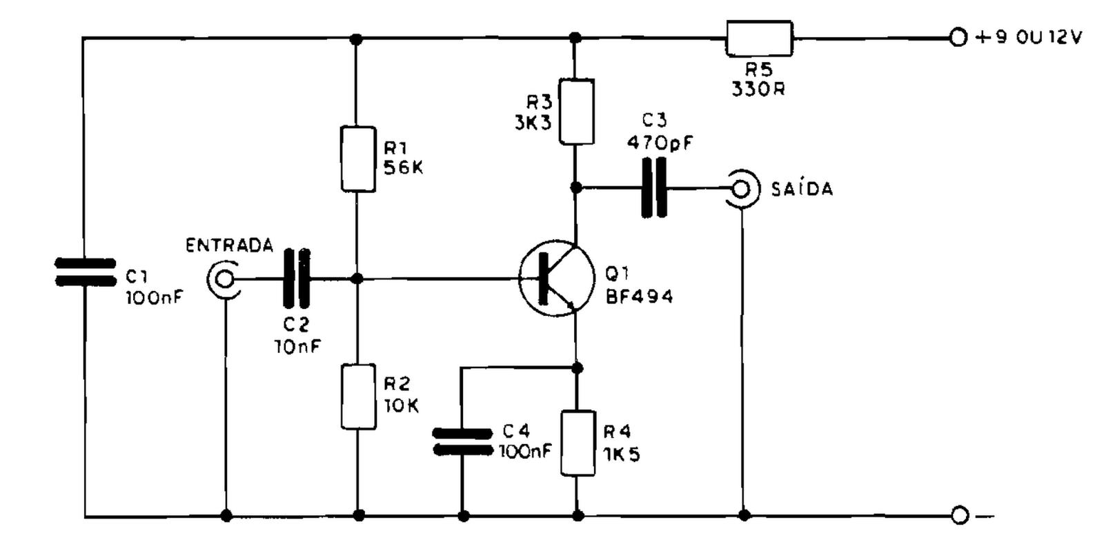 Eletronica Geral Amplificador Am E Fm
