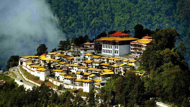 Tawang Monastery Arunachal-Pradesh