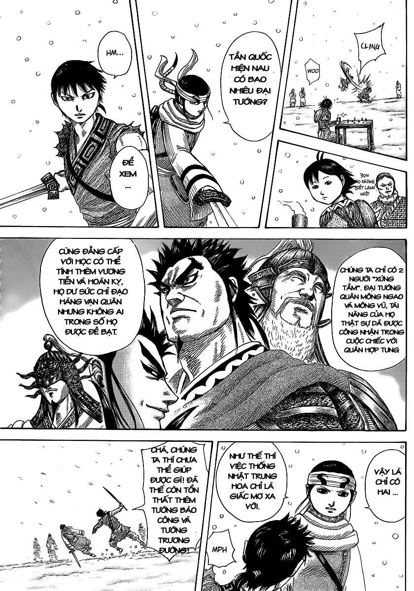 Kingdom chapter 364 trang 13