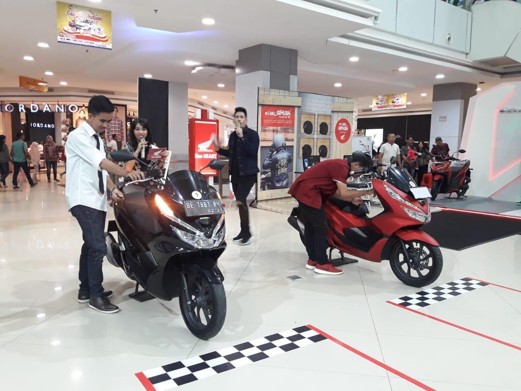 Honda Premium Matic Day Sukses Digelar Di Lampung