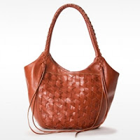Linea Pelle Perry Woven Small Tote