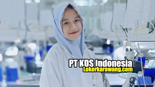 PT KDS Indonesia 2020
