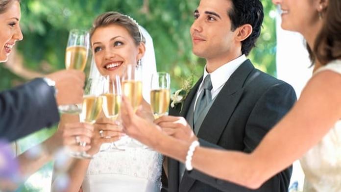 Denaro al posto dei regali di nozze