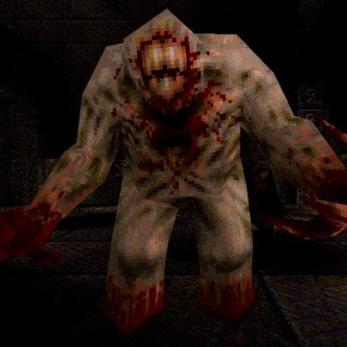 Quake Enemigos Shambler