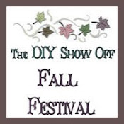 DIY Fall Festival starts September 5th!