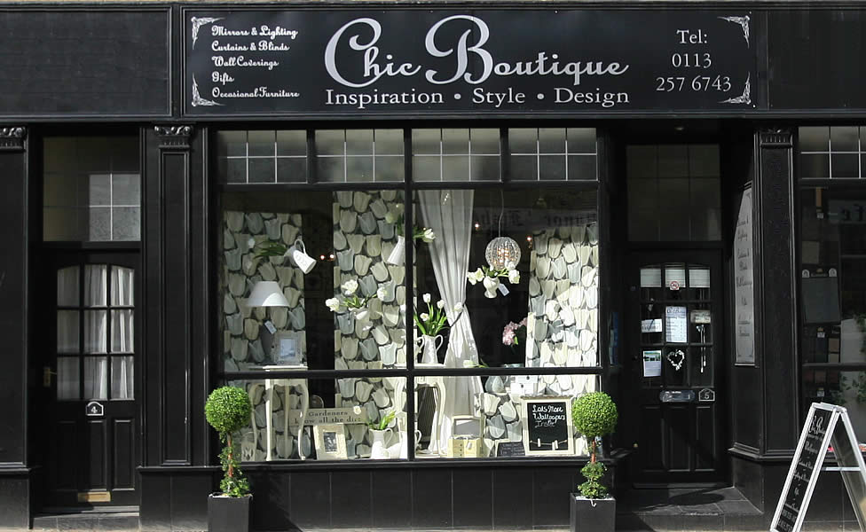 blog DD: streets and shop windows