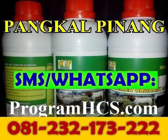 Jual SOC HCS Pangkal Pinang