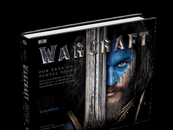 Lançamento + eventos: Pixel / Coquetel - Warcraft, Por Trás do Portal Negro, David Wallace