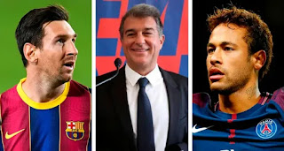'The best way to convince Messi to stay is to eliminate PSG from Champions League': Barca presidential candidate