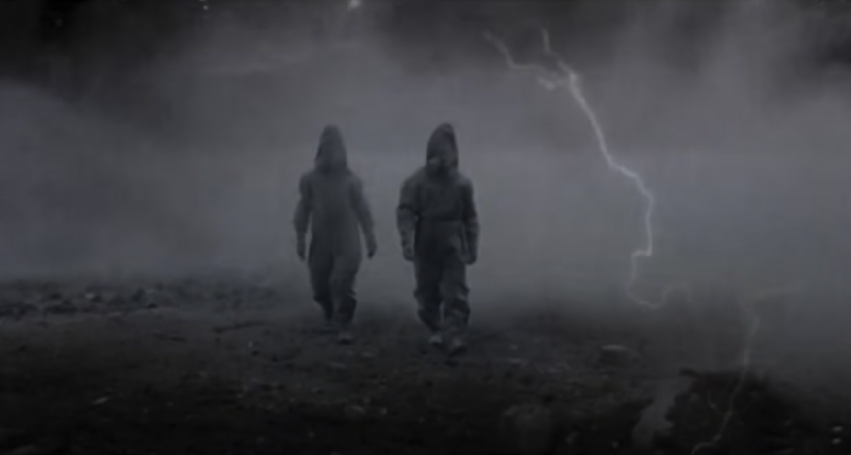 Photo extraite du clip de Dr Creep