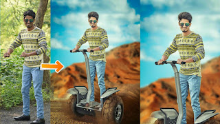 Manipulation Editing+face white+colour change+Hair edit+Picsart Manipulation Editing