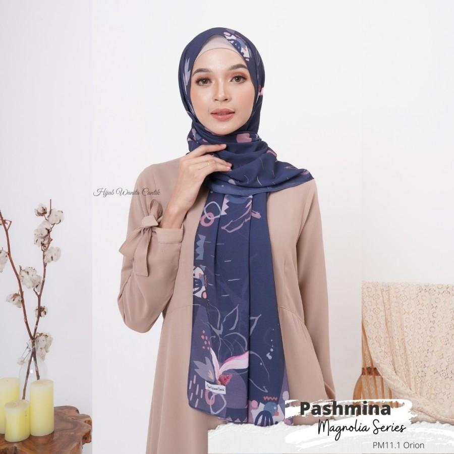 Hijab Pashmina Gozila vs Kong Cantik Azure