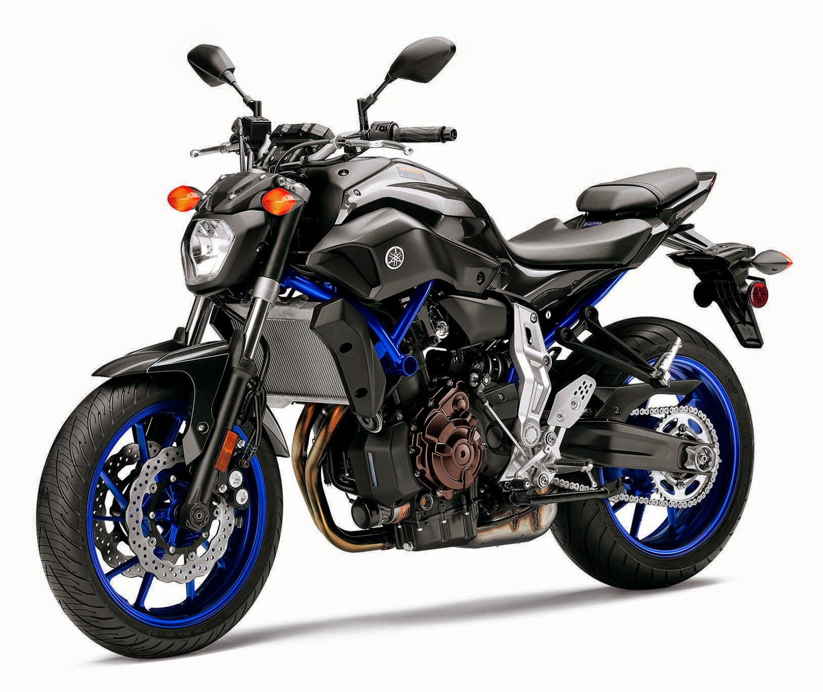 yamaha mt 07 2014 ckd di pasang di malaysia harga asas rm34 800 arena motor. Black Bedroom Furniture Sets. Home Design Ideas
