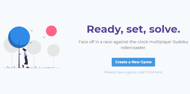 UsDoku: Το δωρεάν multiplayer Sudoku μέσω browser για να ανταγωνιστείτε με τους φίλους σας