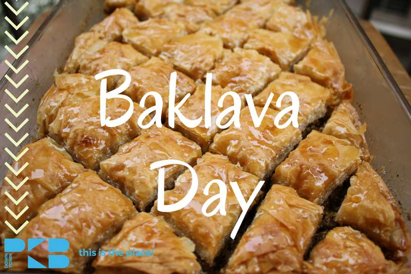 National Baklava Day Wishes Photos