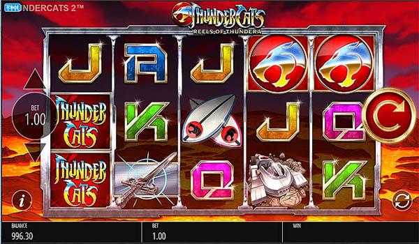 Main Gratis Slot Indonesia - Thundercats Reels of Thundera (Blueprint Gaming)