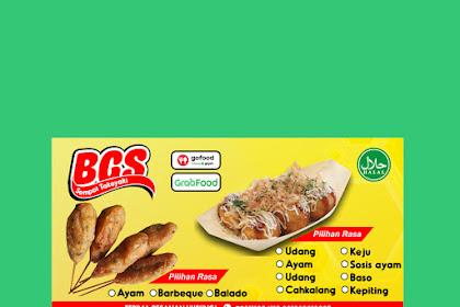 Contoh Desain Banner Untuk Usaha Kuliner Online