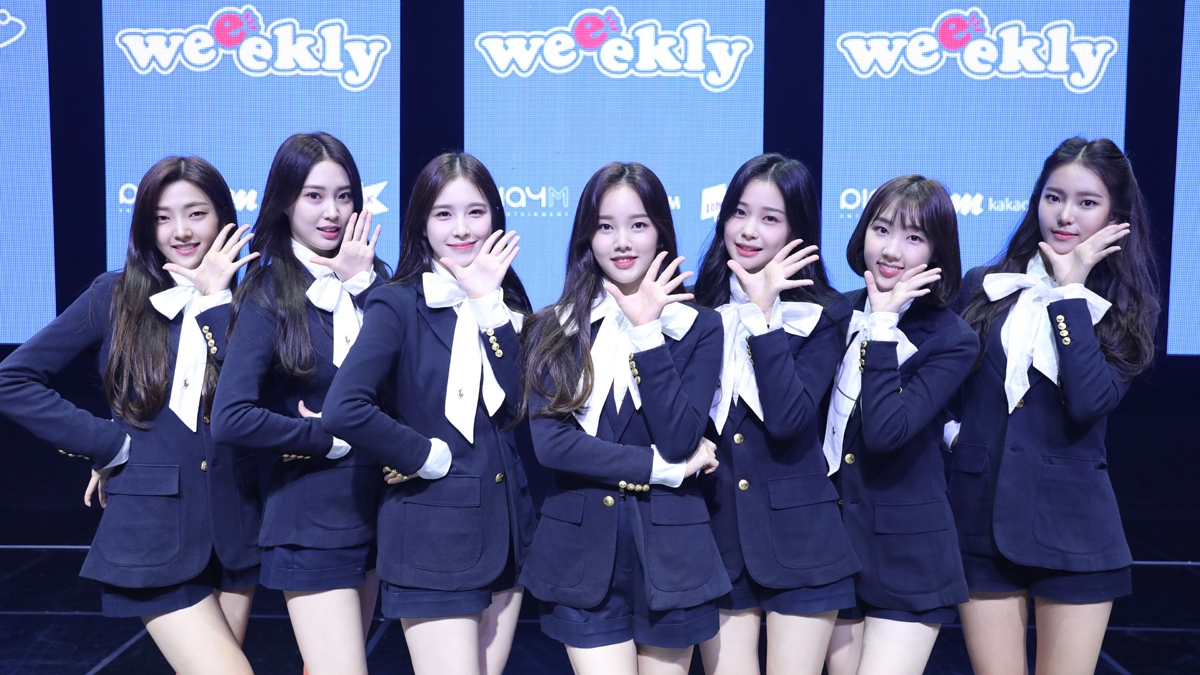 Weeekly Becomes the Next K-Pop Group to Join the Weverse App