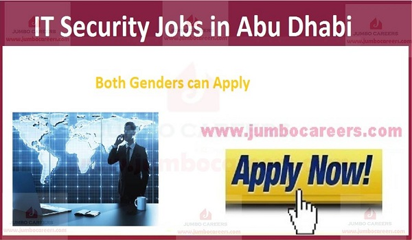 Available jobs in UAE, Current Abu Dahbi jobs with salary,