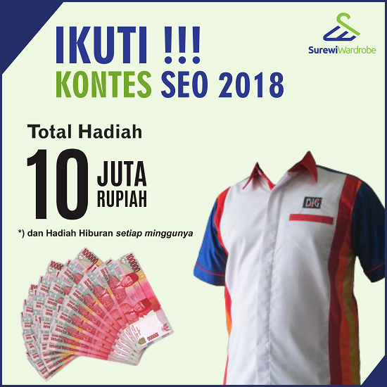 Kontes SEO Surewi Wardrobe 2018