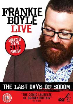Frankie Boyle Live - The Last Days of Sodom (2012)