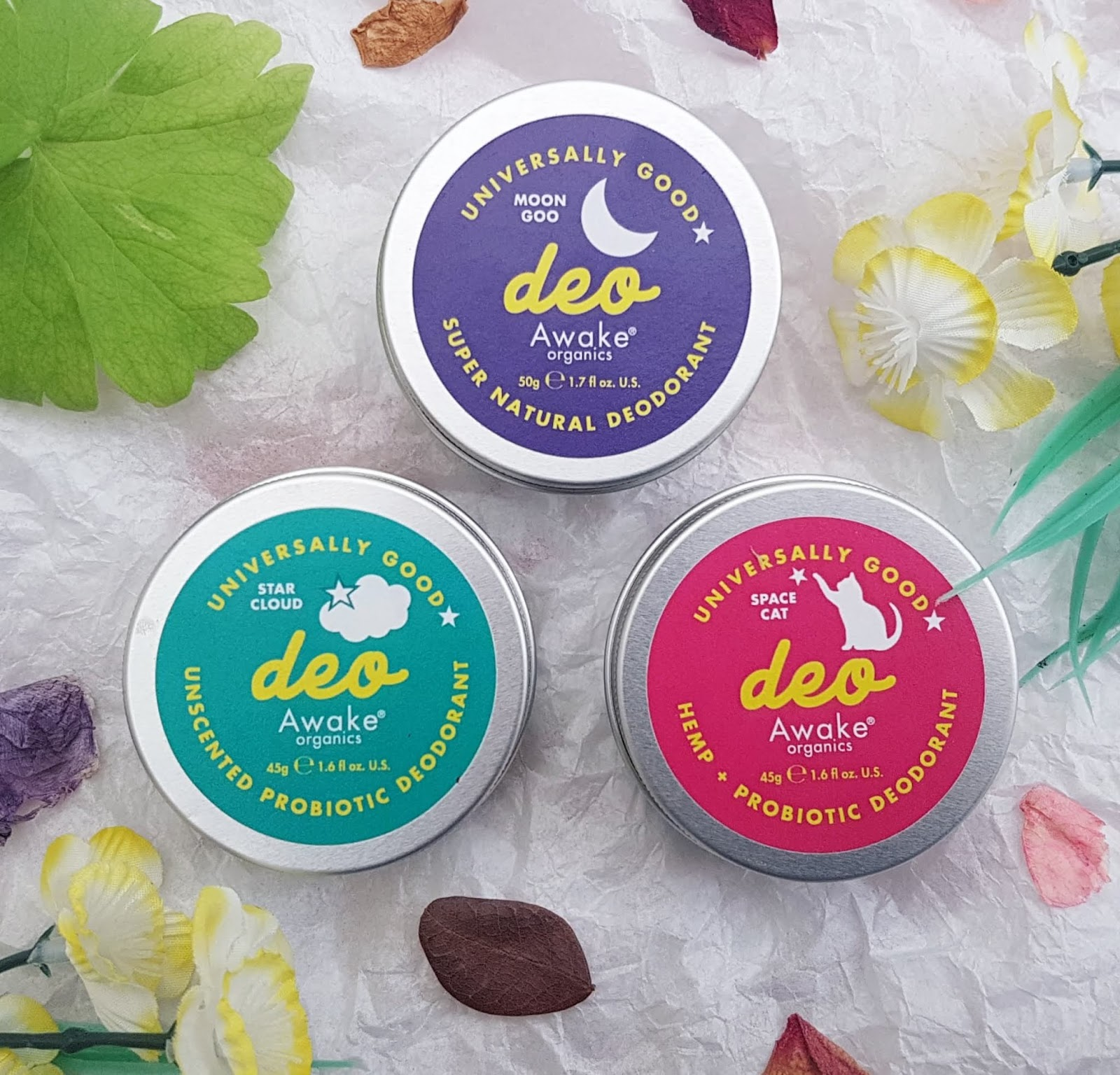 Awake Organics Natural Deodorant Review - Plastic Free Essentials