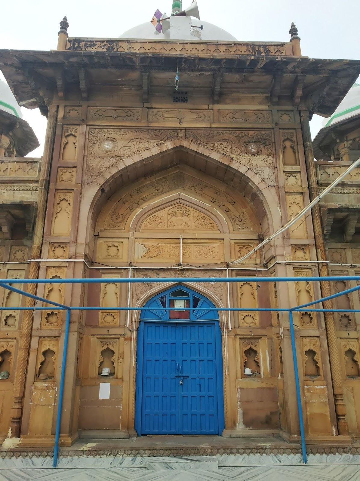 Shahi mosque Allahabad