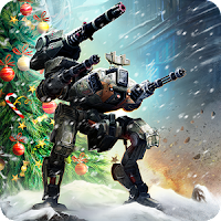 War Robots Apk Mod (Unlimited Bullets/Infinite Missiles) + Obb