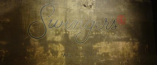 Swingers Crazy Golf in London