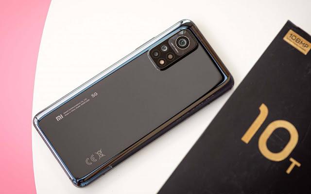 يتلقى كل من Xiaomi Mi 10T و Mi 10T Pro الآن تحديث MIUI 12.5 في أوروبا