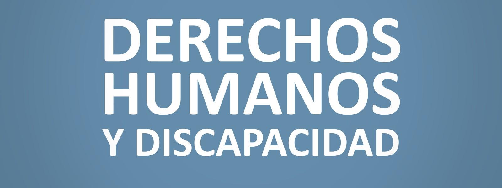 Curso DDHH y discapacidad