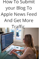 How to submit your blog to Apple news feed and get more traffic