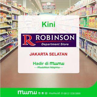 Belanja Di Robinson Jakarta Selatan Bersama Mumu