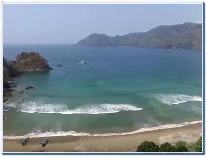 Pantai Lenggoksono Malang Selatan
